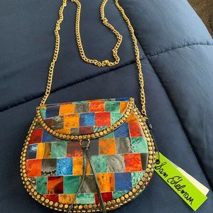 Sam Edelman purse with chain strap